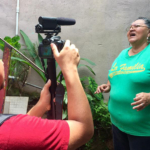 Sonia Argentina coplera de La Carpio.