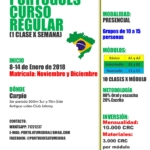 Afiche curso Carpio