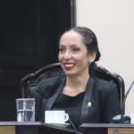 Fotografía: elmundo.cr :Carolina Hidalgo Herrera Presidenta de la Asamblea Legislativa