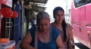 Irene Aragón y Daniela Pérez